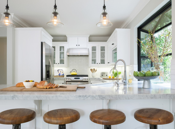 santa barbara kitchen - Houzz Photos Kitchen